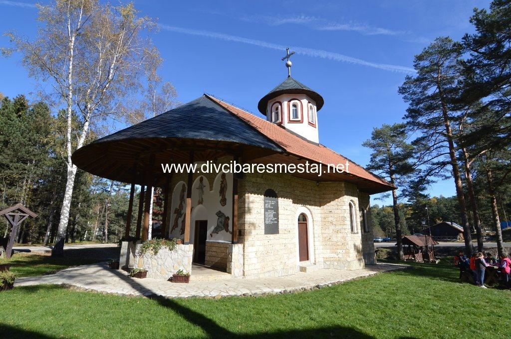 Crkva svetog Pantelejmona Divčibare